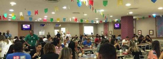 Restaurante Sesc no Shopping RioMar