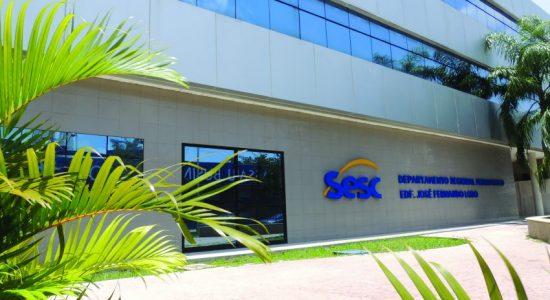 Sede do Sesc no Departamento Regional em Pernambuco | Foto: Jefferson Romano