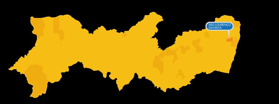 mapa-sao-lourenco-da-mata