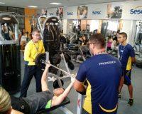 Esportes - Musculação