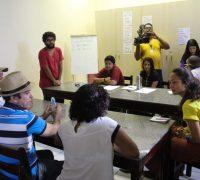 Foto de Maycon Jonathan - outubro -oficine triunfo - Circuito Sesc do cinema pernambucano