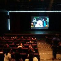 Foto de Naldo Venâncio -outubro - Caruaru - Cine Sesc para criancas