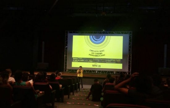 Audiovisual - Circuito Sesc do Cinema Pernambucano