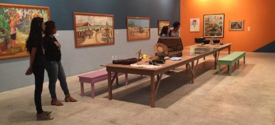 Petrolina - Galeria de Arte Ana das Carrancas