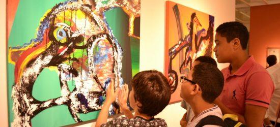 Artes Visuais - Galeria de Arte Corbiniano Lins