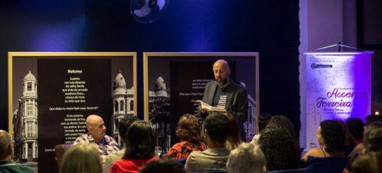 Laboratório de Autoria Literária Ascenso Ferreira