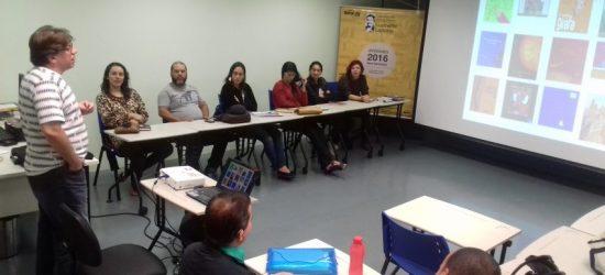 Laboratório de Autoria Literária Luzinette Laporte