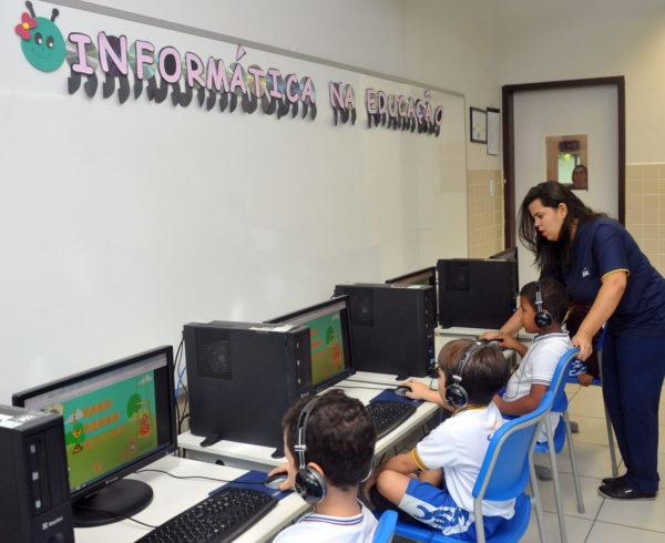 Sala Informática - Goiana