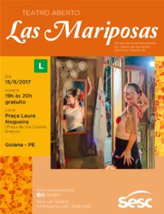 Espetáculo Las-Mariposas