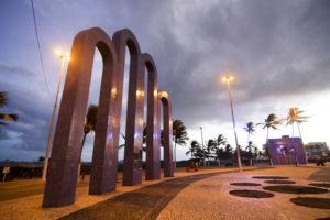 Turismo Aracaju/SE - Praça dos Arcos. . Foto: Roberto Castro/Ascom/MTur