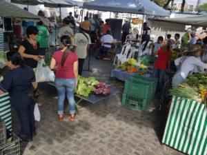 Dois anos - Feira Agrocológica