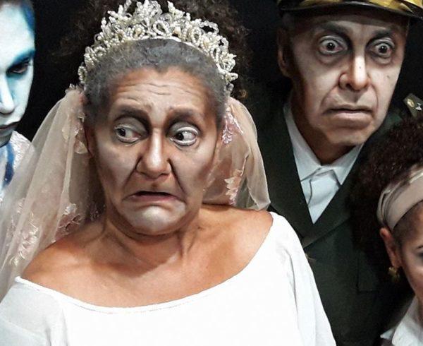 Teatro-Foto Divulgação: Um minuto pra dizer q te amo