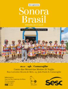 Sonora Brasil - Camaragibe