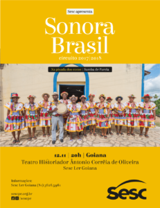 Sonora Brasil - Goiana