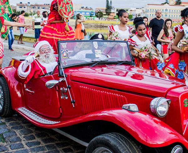 Desfile Papai Noel