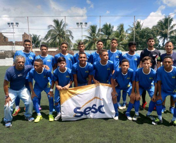 Futebol society Goiana