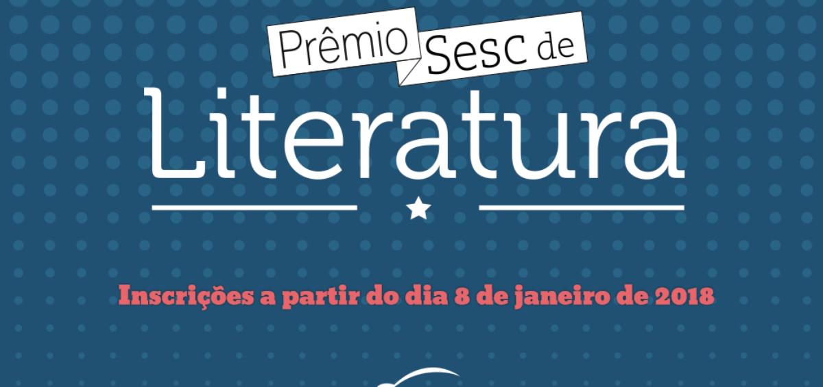Prêmio Sesc de Literatura