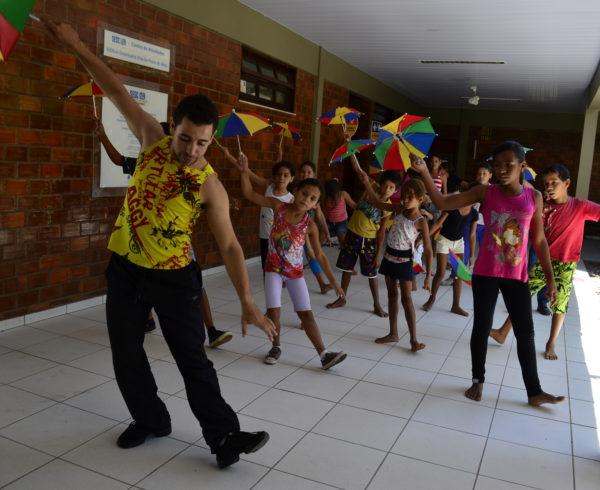 Dança - Cultura - Buíque - Foto Sandra Pereira