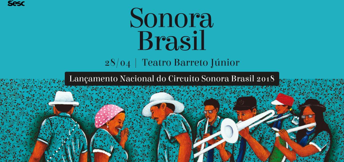 Sonora Brasil 2018
