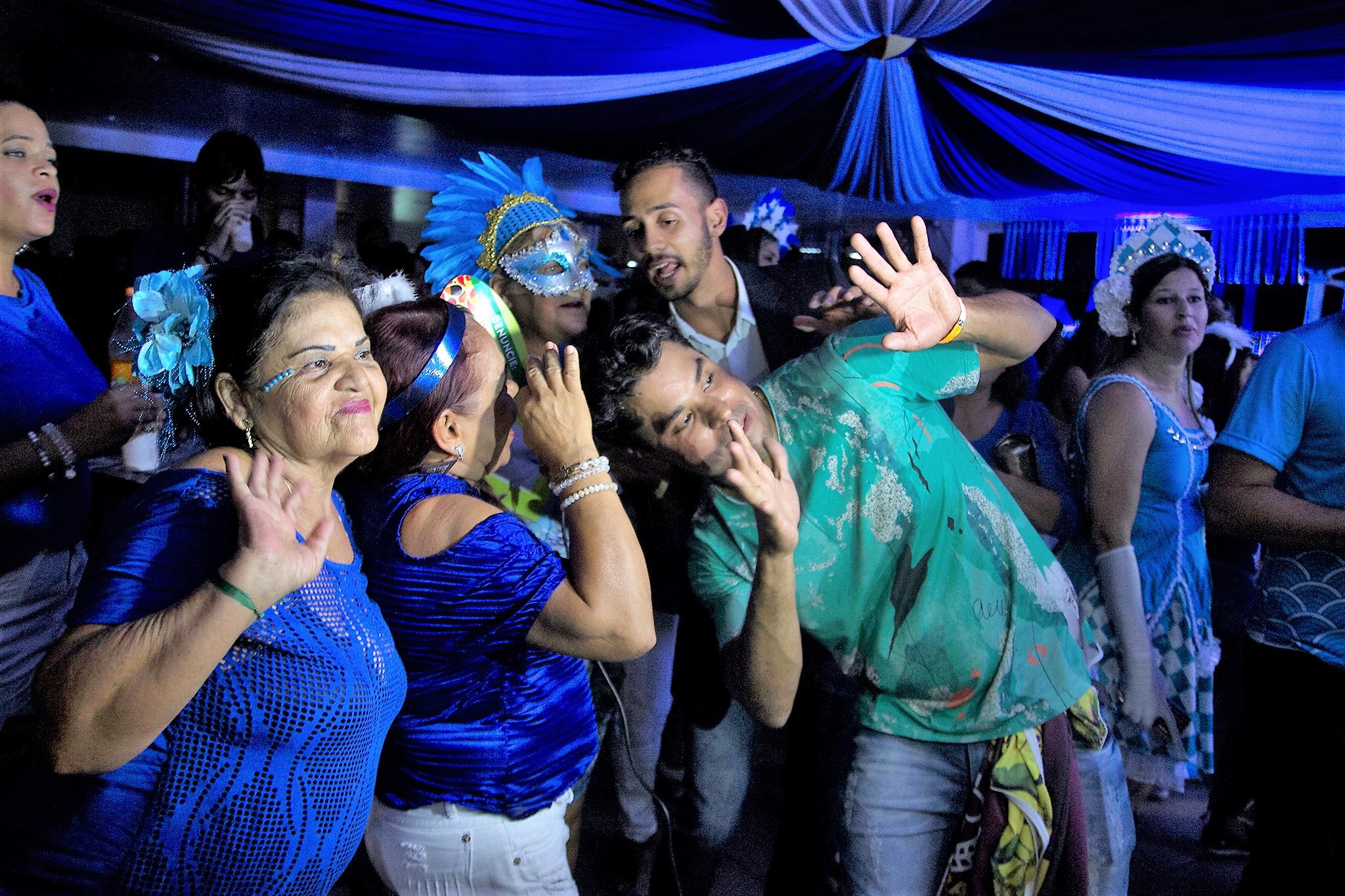 Sesc promove a 8ª edição do Baile Azul e Branco em Arcoverde 40ec672809