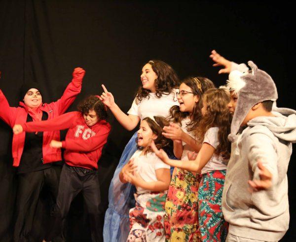 Teatro para crianças - ft Leandro Lima