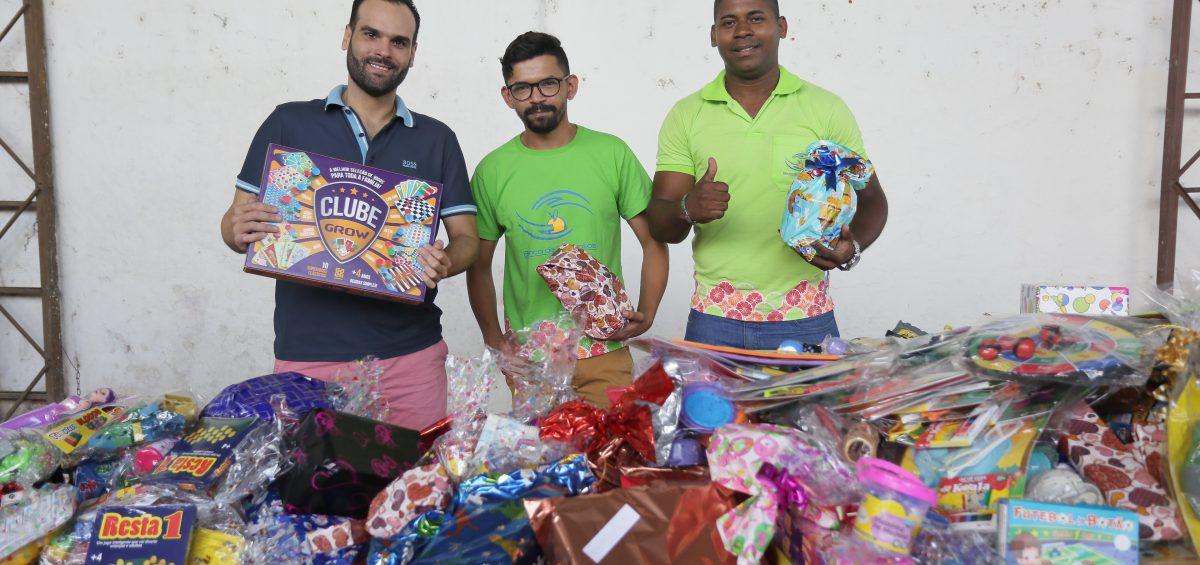 foto Maker Mìdia - Dia das Crianças